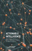 Actionable Intelligence PDF
