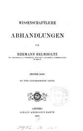 Wissenschaftliche Abhandlungen: Band 2