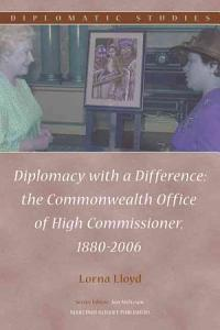 Diplomacy with a Difference Book