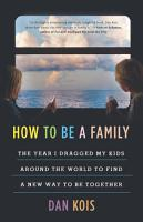 How to Be a Family PDF