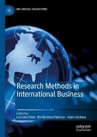 Research Methods in International Business PDF