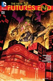 The New 52: Futures End (2014-) #43