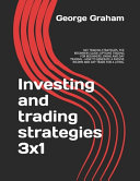 Investing and Trading Strategies 3x1 PDF