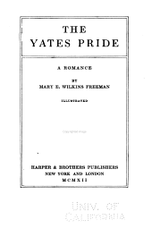 The Yates Pride: A Romance