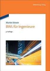 BWL für Ingenieure: Ausgabe 4