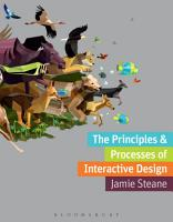 The Principles and Processes of Interactive Design PDF