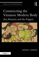 Constructing the Viennese Modern Body PDF
