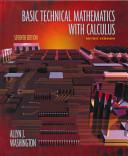 Basic Technical Mathematics with Calculus