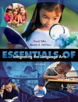 Essentials of Integrating the Language Arts PDF