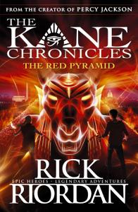 The Red Pyramid  The Kane Chronicles Book 1  Book