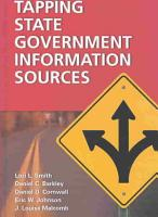 Tapping State Government Information Sources PDF