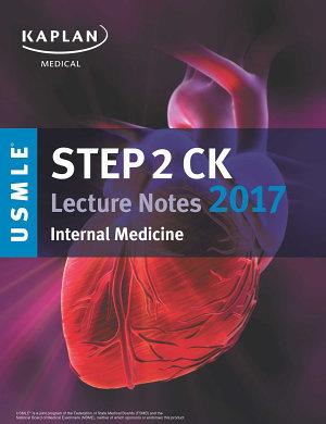 USMLE Step 2 CK Lecture Notes 2017  Internal Medicine PDF