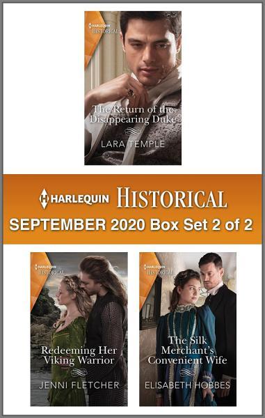 Harlequin Historical September 2020 - Box Set 2 of 2