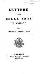 Lettere sulle belle arti trivigiane