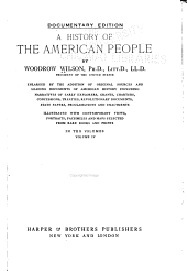 A History of the American People: Volume 4