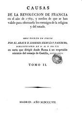 Causas de la revolución de Francia en 1789, 2