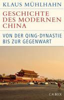Geschichte des modernen China PDF