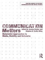 Communication Matters PDF