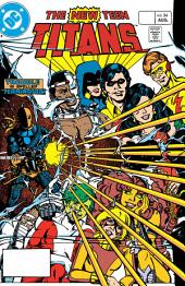 The New Teen Titans (1980-) #34
