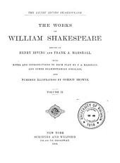 The Works of William Shakespeare: Volume 2