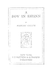 A Boy in Eirinn