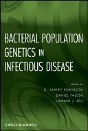 Bacterial Population Genetics in Infectious Disease