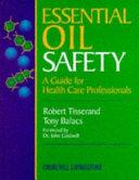 Essential Oil Safety PDF