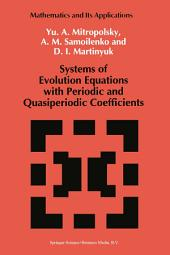 Systems of Evolution Equations with Periodic and Quasiperiodic Coefficients