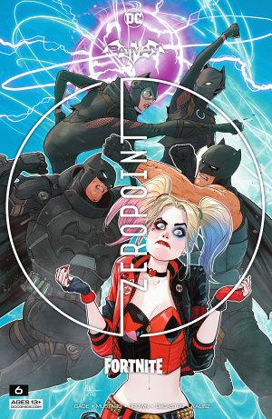 Batman Fortnite  Zero Point  2021    6