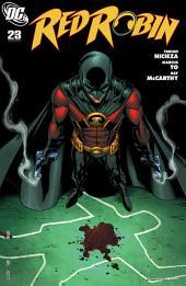 Red Robin (2009-) #23