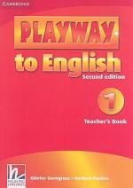 Playway to English Level 1 Teacher's Book