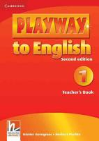 Playway to English Level 1 Teacher s Book PDF