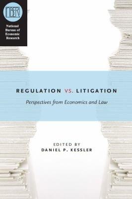 Regulation versus Litigation PDF