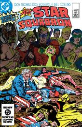 All-Star Squadron (1981-) #32