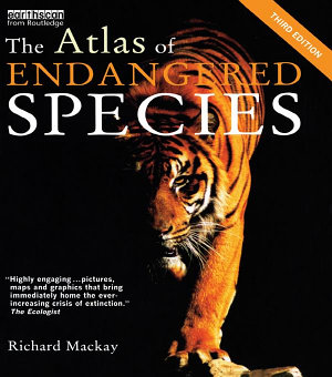 The Atlas of Endangered Species PDF