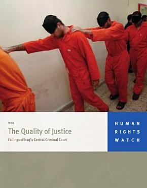 The Quality of Justice PDF