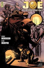 Joe the Barbarian (2010-) #6