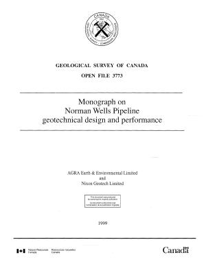 Geological Survey of Canada  Open File 3773 PDF
