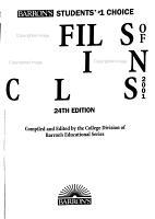 Barron s Profiles of American Colleges PDF