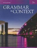 Grammar in Context 3A PDF