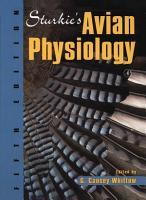 Sturkie s Avian Physiology PDF