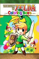 The Legend of Zelda Coloring Book