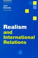 Realism and International Relations PDF