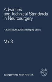 Advances and Technical Standards in Neurosurgery: Volume 8