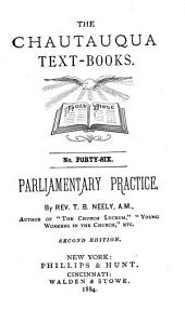 Parliamentary Practice