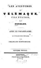 Les aventures de Télémaque, fils d'Ulysse: Avec un vocabulaire