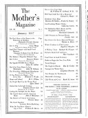 The Mother's Magazine