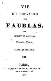 """""""La fin des amours du Chevalier de Faublas."""""""