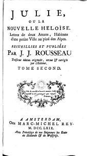 Oeuvres de J.J. Rousseau de Genève: Volume 5