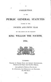 A Collection of the Public General Statutes Passed in the ... Year of the Reign of ...